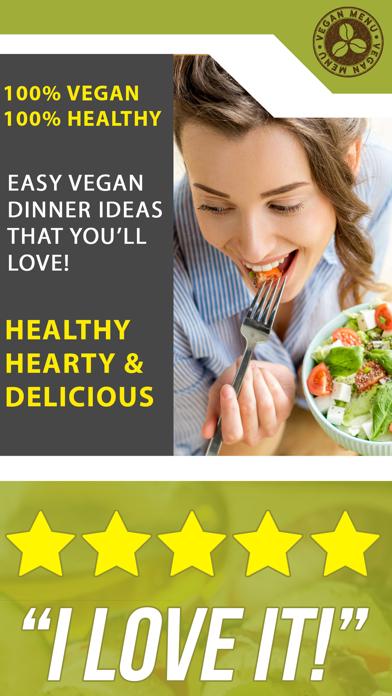 Vegan Recipes⋆ Screenshot
