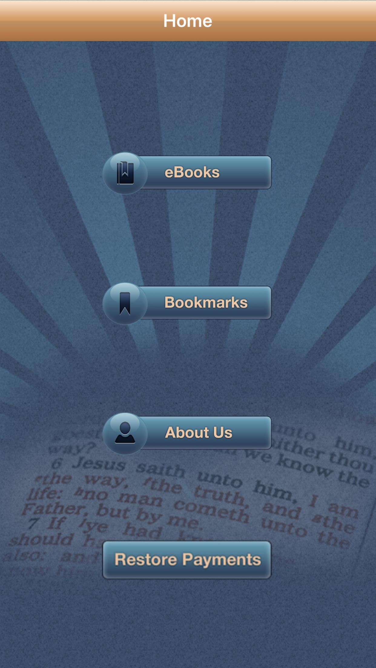 Bogard Press E-Books Screenshot