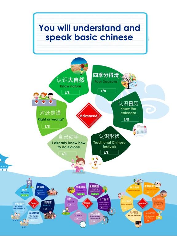 Screenshot #5 for Nihau: Learn Chinese for kids