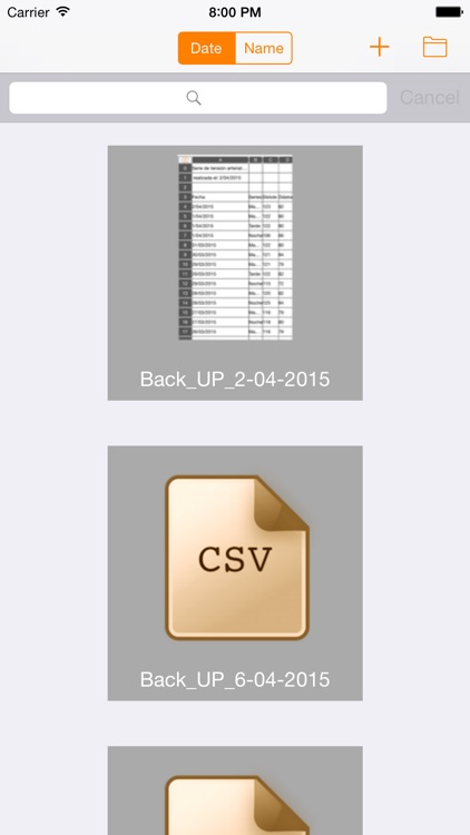 CSV easy editor screenshot-4