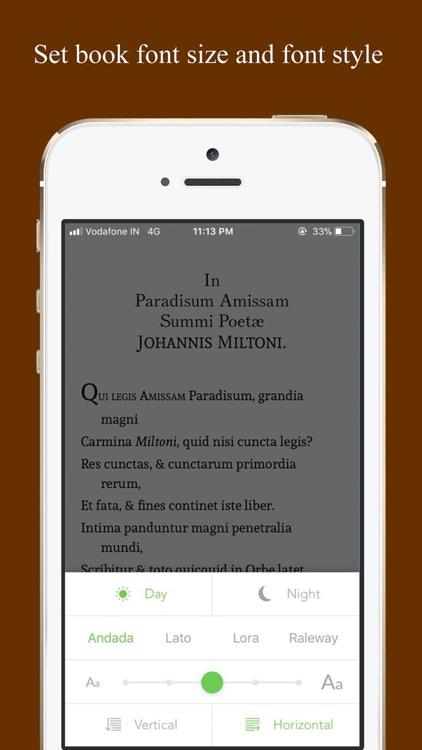 Epub Reader Editor screenshot-3