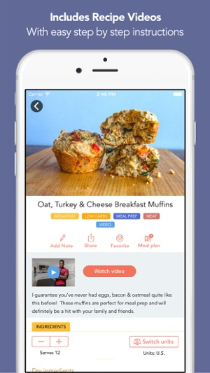 Fit men cook healthy recipes on the app store forumfinder Images