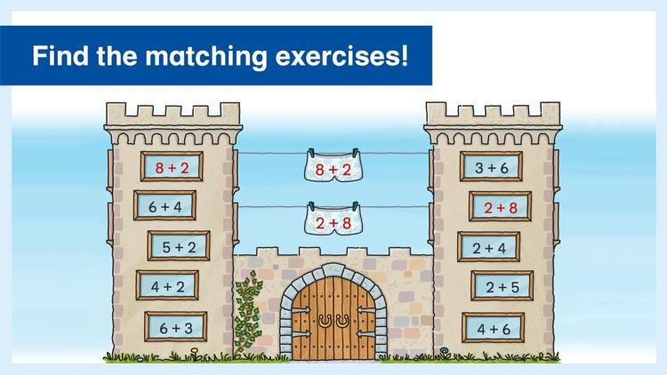 Math Games 1st Grade screenshot-3