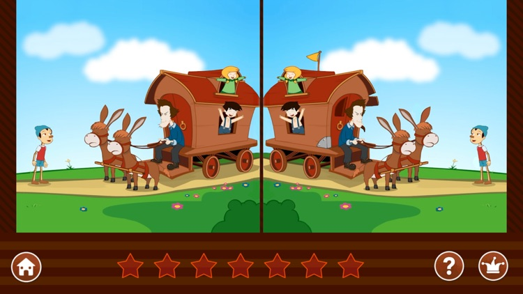 7 differences by Chocolapps screenshot-2