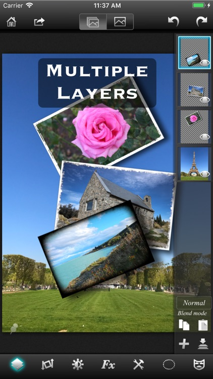 Leonardo - Photo Layer Editor
