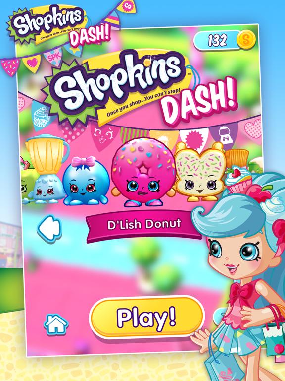 Shopkins Dash! screenshot 10