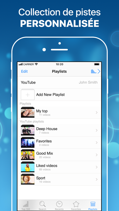 download Musique player pour YouTube. apps 1