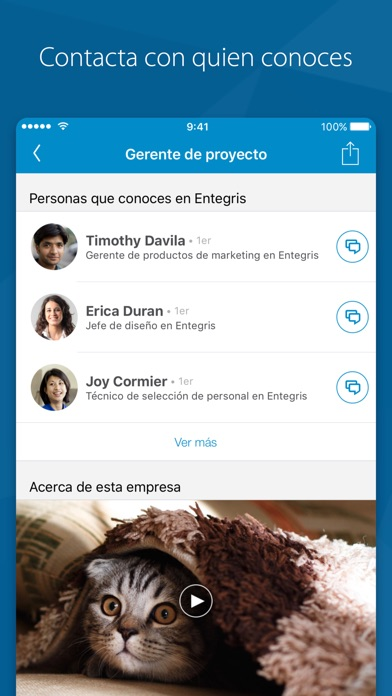 download LinkedIn Job Search apps 1
