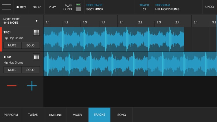 iMPC Pro 2 for iPhone screenshot-6