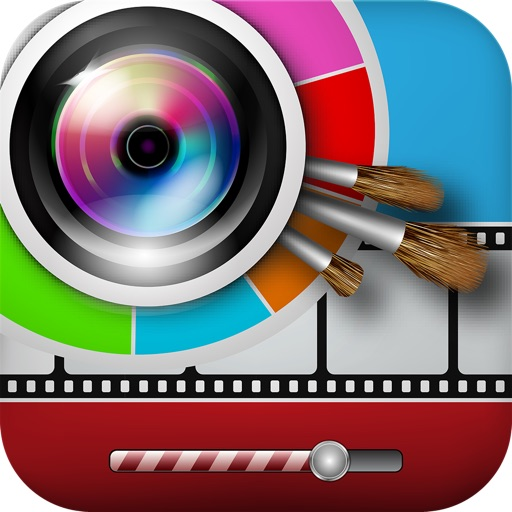 Color Effects Photo - Colors & Recolor on Photos for iPhone & iPod Touch icon