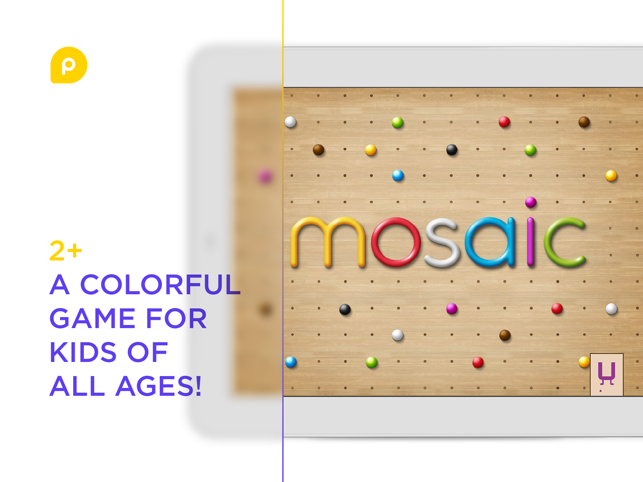 ‎Mini-U: Mosaic Screenshot