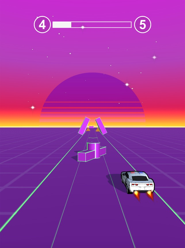 ‎Neon Cop Screenshot