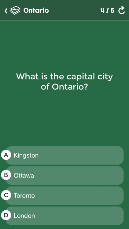 Canadian Citizenship Tests screenshot-8