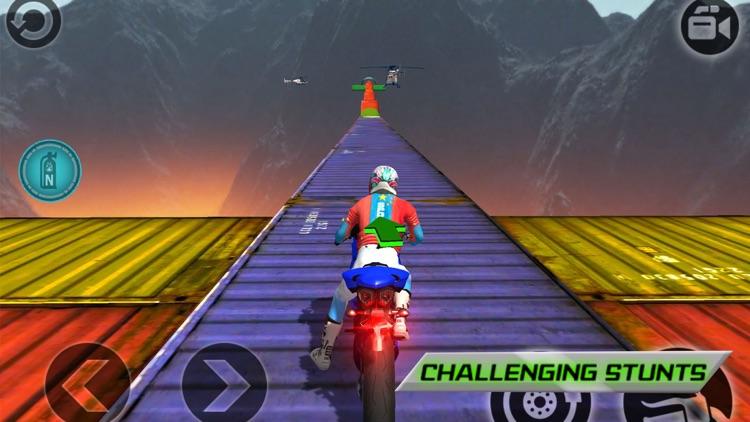 Extreme Bike Stunt Trial