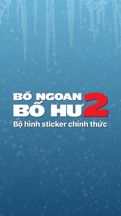 Bố Ngoan, Bố Hư 2 Stickers