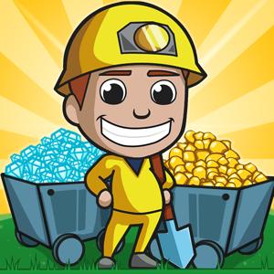 Idle Miner Tycoon Games app
