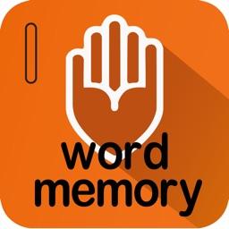 Autism iHelp - Word Memory 1