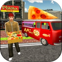 Pizza Delivery Bike Rider Game