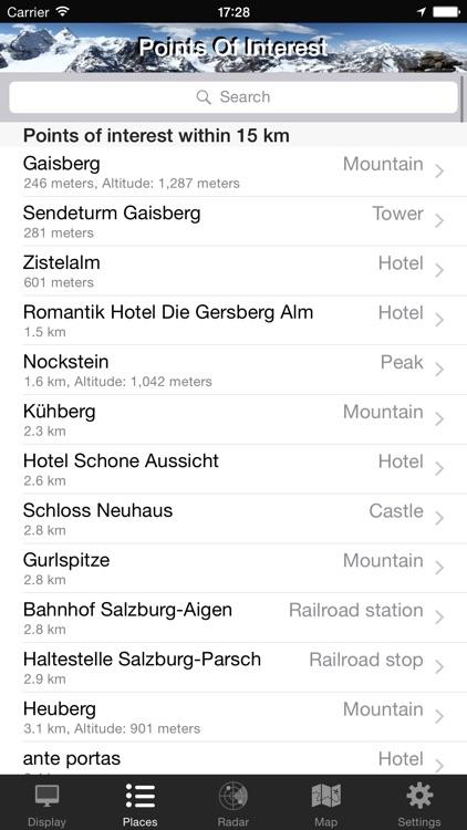 In Sight - Austria screenshot-3