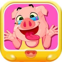 粉红小猪学习英语
