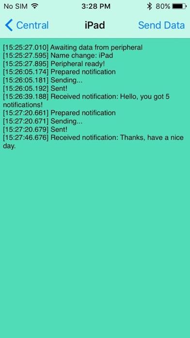 Smart Watch Notice Pro - Bluetooth Communication Screenshot