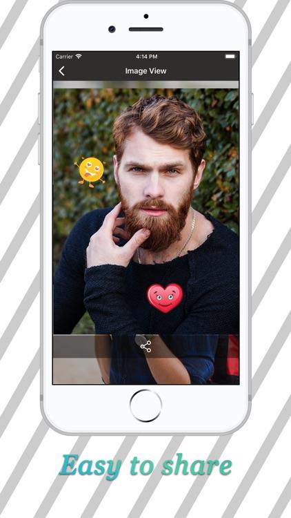 Man Photo Editor screenshot-4