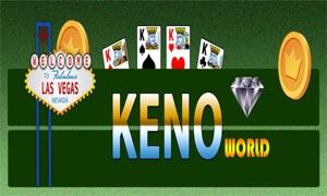 KENO - Casino Bingo Game