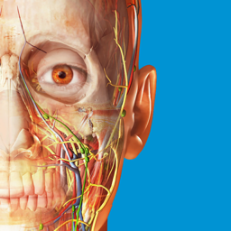 Ícone do app Human Anatomy Atlas 2017 - Complete 3D Human Body
