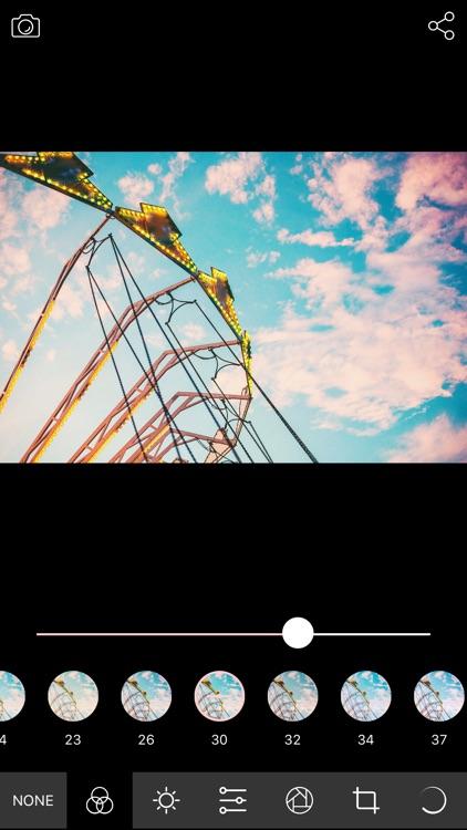 Analog film pink filters screenshot-4