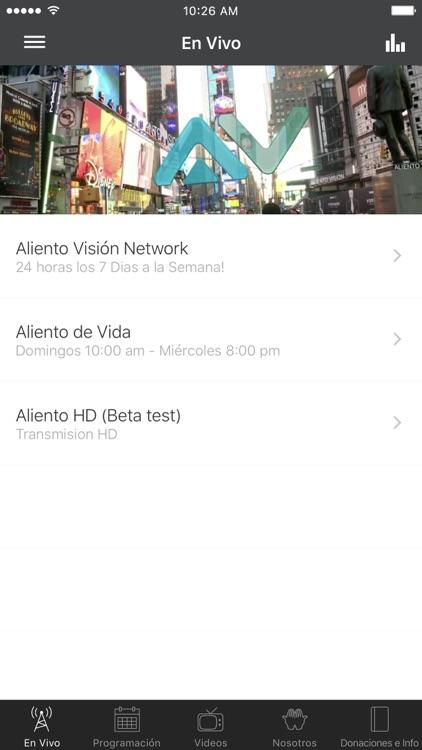 Aliento Vision TV Network