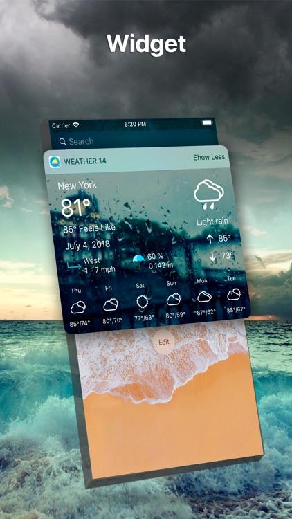 Weather 14 days screenshot-6