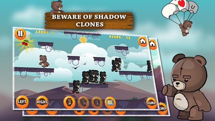 Shadow Chase - Run Bear Run screenshot-3