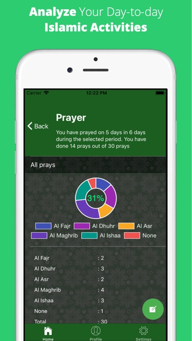 Fath - Islamic App screenshot 1