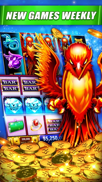 Slots Casino - House of Fun iPhone
