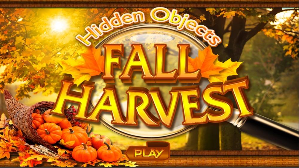 Spot & Spy Objects Fall Harvest & Autumn Secrets Cheat Codes