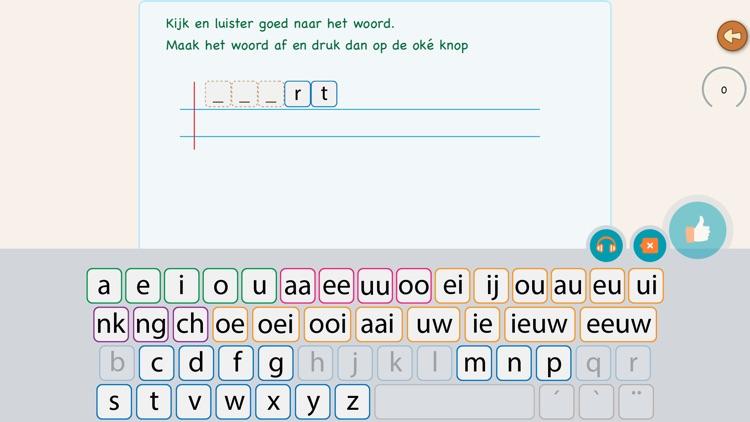Spelling Nederlands 2 screenshot-4