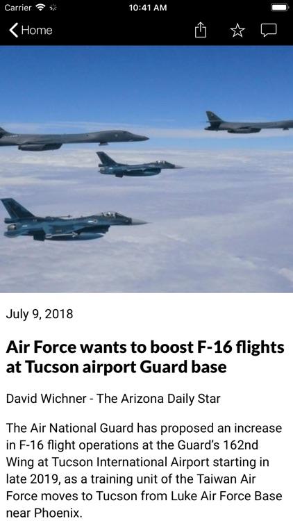 American Military News screenshot-3