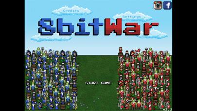 Screenshot #1 pour 8bitWar: Origins