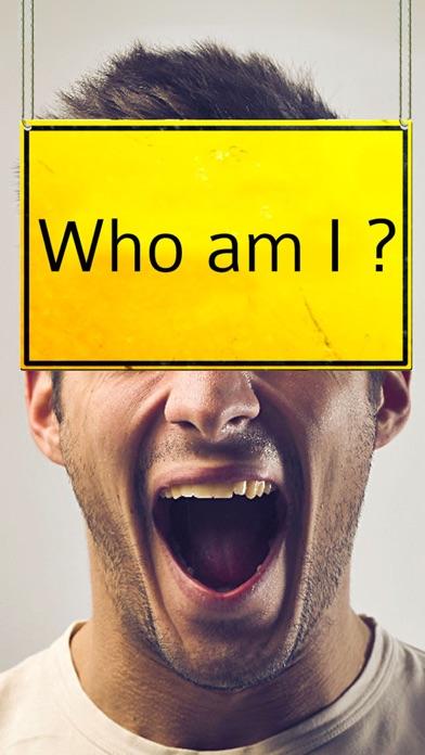 Who am I? Guessing Game Screenshot 1