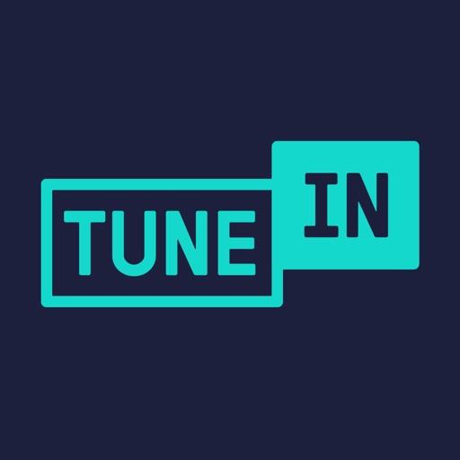 TuneIn: Radio, NFL & Podcasts application logo