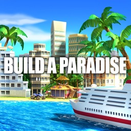 Tropic Paradise Town Build Sim