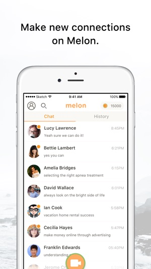 Melon - Meet new people on the App Store