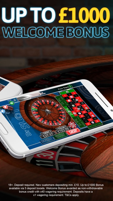 Roulette by Dr Slot screenshot two