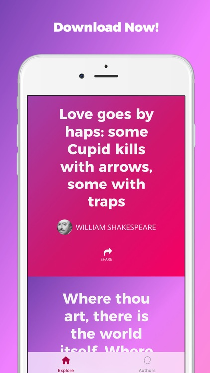 Cute Sexy Love Daily Quote App screenshot-4