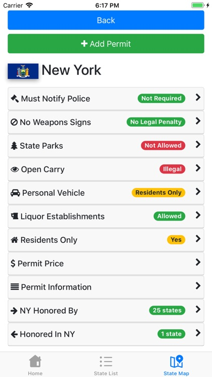 CCW: Concealed Carry Reference screenshot-3
