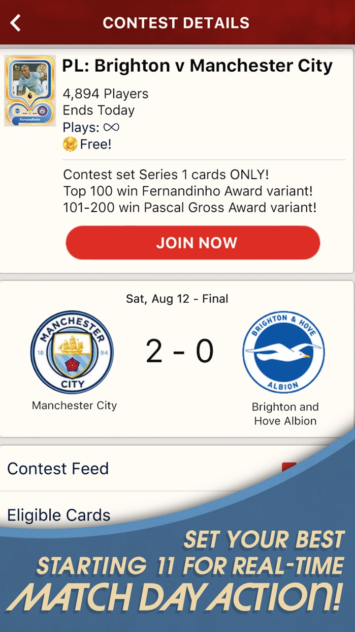KICK: Football Card Trader Screenshot