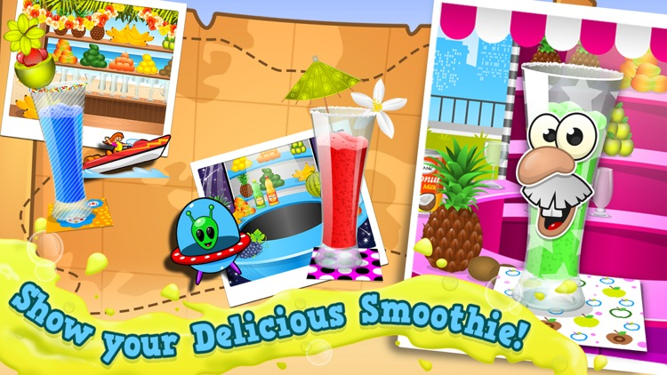 Smoothie Juice Master