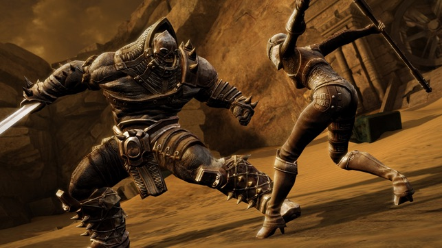Infinity Blade III download free without jailbreak - Panda helper