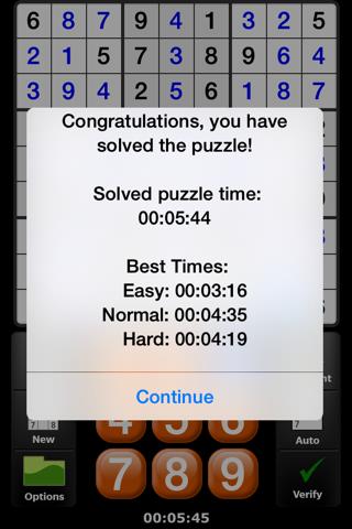 Satori Sudoku screenshot 4