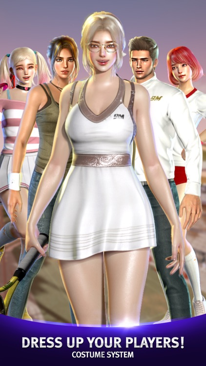 Tennis Slam: Global Duel Arena screenshot-3